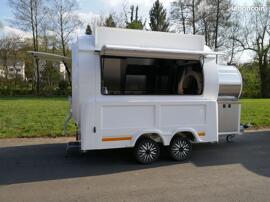 Verkaufswagen Mobile Küchen LUXSTAR