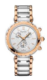 Chronographen Schweizer Uhren Damenuhren BALMAIN