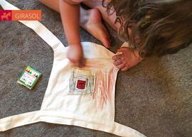 Écharpes porte-bébé Jouets d'éveil pour bébés GIRASOL