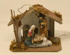 Loisirs créatifs Crèches de Noël Figurines Edelsteinhandel Schmit
