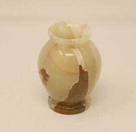 Pierres brutes & minéraux Pots décoratifs Vases Aragonit Vase
