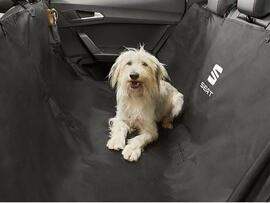 Grille de séparation de voiture pour animaux Accessoires de chargement Seat Original Zubehör