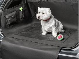 Grille de séparation de voiture pour animaux Boîtes de rangement de benne Seat Original Zubehör