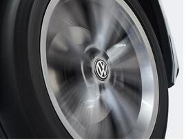 Felgen & Reifen für Kfz Volkswagen Original Zubehör