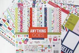 Kits de scrapbooking et de décoration au tampon Echo Park