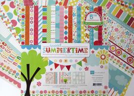 Kartenkarton & Scrapbooking-Papier Echo Park