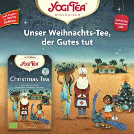 Cadeaux thé Yogi Tea