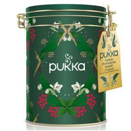 Cadeaux thé Tisane Pukka