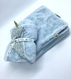 Couvertures d'emmaillotage et couvertures pour bébés Accessoires d'habillement Doudou et compagnie