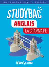 aides didactiques STUDYRAMA