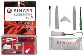 Accessoires d'outils pour loisirs créatifs SINGER