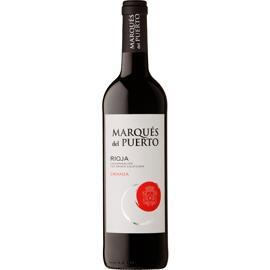 vin rouge Marques del Puerto