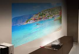 Multimedia-Projektoren LG