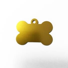 Breloques et clochettes pour animaux de compagnie Gravotech
