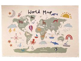 Globen Wanddekoration Baby- & Kleinkindmöbel Geschenksets für Babys Lernspielzeug Kid of the Village