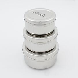 Lebensmittelverpackungsmaterial Lebensmittelbehälter Kecksdosen & -behälter A slice of Green