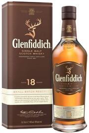 Whisky de malt Glenfiddich