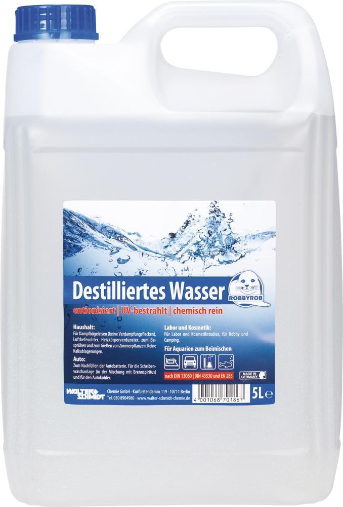Eau Distillée 5l Letzshop
