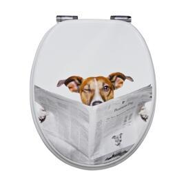 Sièges de toilettes et de bidets Couvercles de toilettes Sanitop