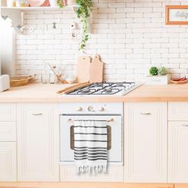 Badhandtücher & Waschlappen Küchentuchsets Turquoise Home
