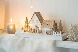 Décorations de Noël et saisonnières