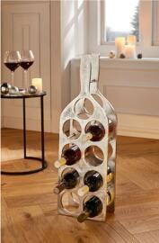Dekoration Weinflaschenhalter