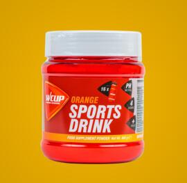 Sportgetränke & Energy Drinks W Cup