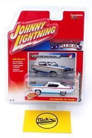Maquettes Johnny Lightning