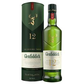 Whisky de malt Glenfiddich