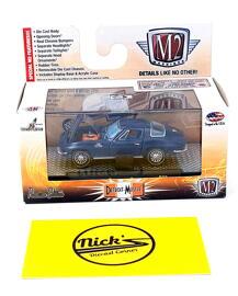 Maßstabsmodelle M2 Machines
