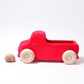 Holzbausteine Spielzeug-LKWs & -Baumaschinen Baby-Aktiv-Spielzeug Grimm´s