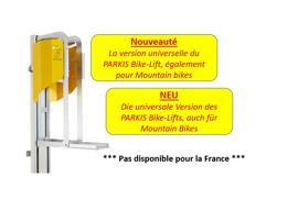 Fahrradständer & Fahrradparksysteme PARKIS