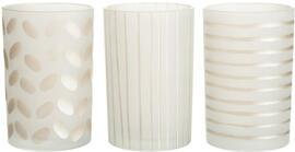 Windlichter Vasen