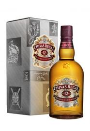 Blended Whiskey Chivas