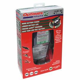 Chargeurs de batteries de véhicules OPTIMATE