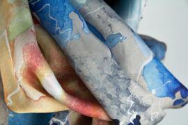 Écharpes, foulards et châles bySiebenaler