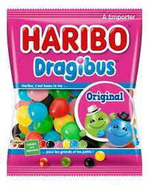 Süßigkeiten & Schokolade HARIBO