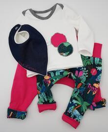 Coffrets cadeaux pour bébés Ensembles de vêtements Artisakids