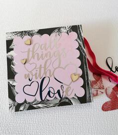 Schenken Kartenkarton & Scrapbooking-Papier Dekoration Sonstiges Bilderrahmen Basement Studio