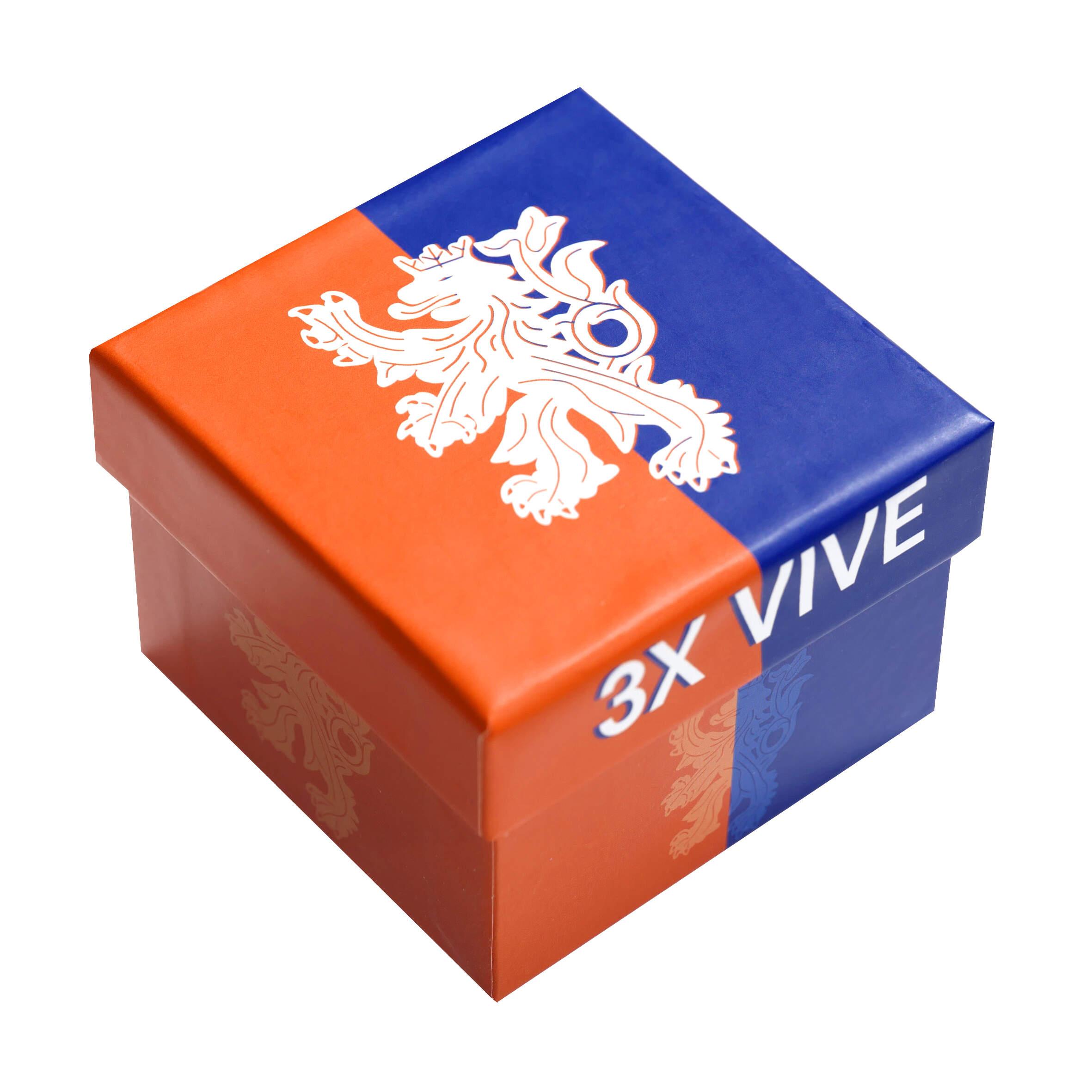 """BOX contenant 2 paires de chaussettes """"Léiw"""" taille 41-46"""