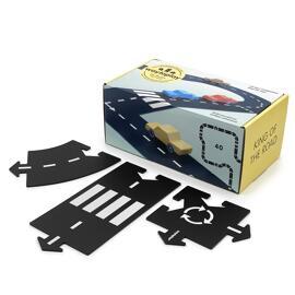 Coffrets et circuits de voitures de course miniatures waytoplay