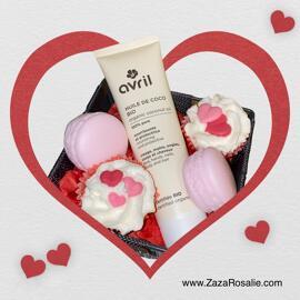 Coffrets cadeaux pour le bain et le corps Sels de bain et produits moussants Huiles pour le corps Savon Avril - Autour du bain