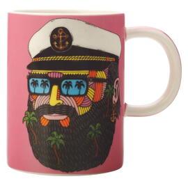 Kaffee- und Teeuntertassen Eisleker Miwwelstrooss