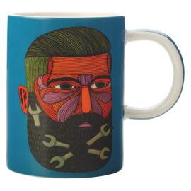 Kaffee- und Teetassen Eisleker Miwwelstrooss
