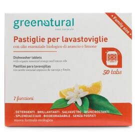 Spülmaschinenreiniger Greenatural