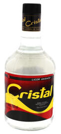 Schnäpse Aguardiente Cristal