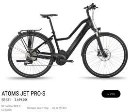 Fahrräder BH Bikes