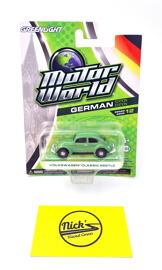 Maßstabsmodelle Greenlight