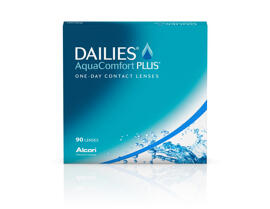 Lentilles de contact Dailies