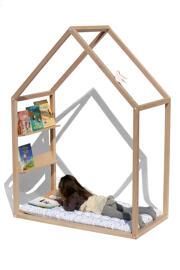Bibliothèques Meubles pour bébés et tout-petits Tentes et tunnels d'activités Coffrets cadeaux pour bébés Paulette et Sacha